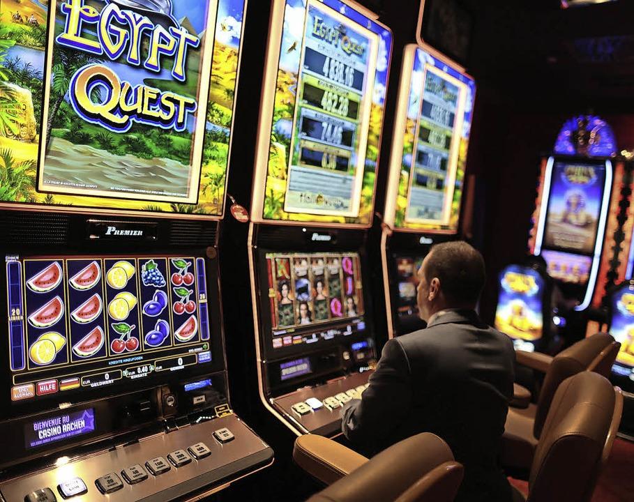<ppp> die Steuer für Spielautomaten <ppp></ppp></ppp>  | Foto: dpa