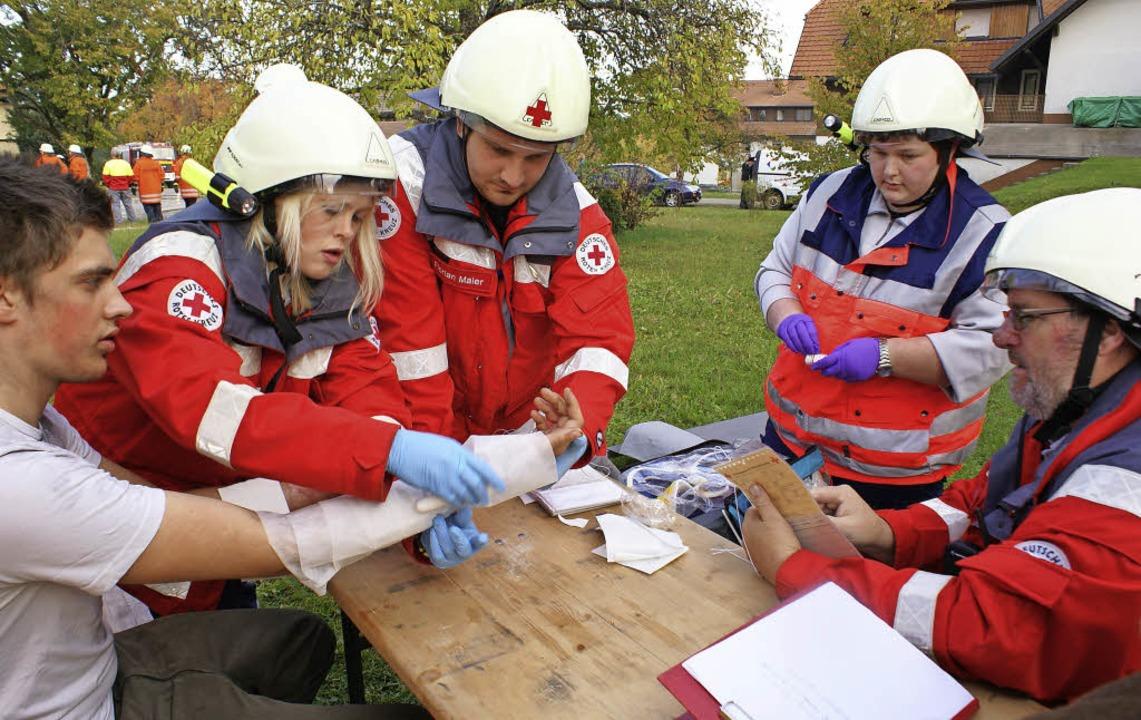 Verbinden, retten, helfen unterstützen...ht seit 50 Jahren einen wichtigen Job.    Foto: Werner Probst