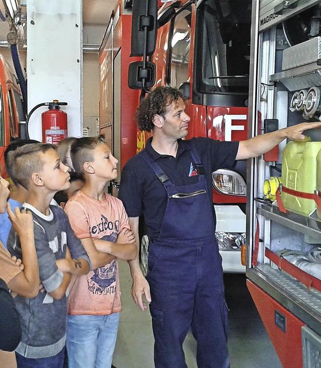 Feuerwehr  | Foto: Privat