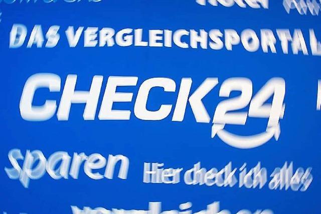 Gericht: Check24 muss Kunden besser informieren