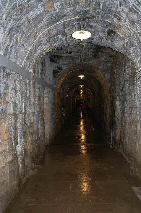 Ein Bunker, der zum Massengrab wurde  | Foto: Rüskamp