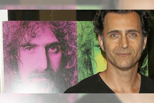 Rockmusiker-Sohn: Dweezil Zappa über Vater, Vorbilder und Vorzeichen