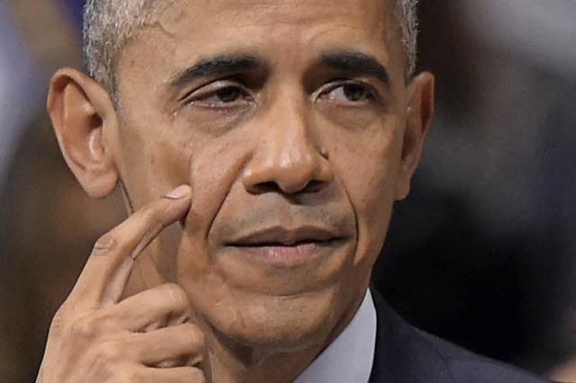 Obama versucht noch einmal die Gräben zu überwinden