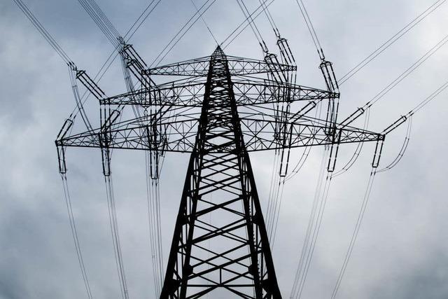 600 Haushalte in Opfingen und Waltershofen kurzzeitig ohne Strom