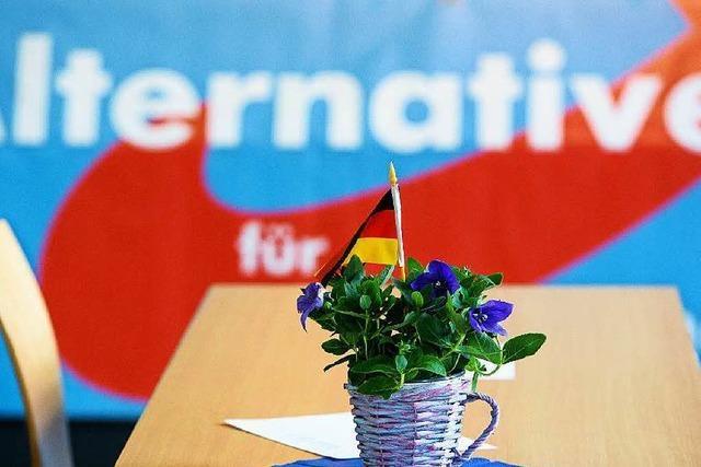 Lörracher AfD-Kreisverband trägt Rauswurf von Gedeon mit