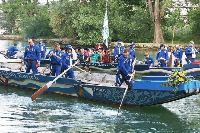 10 Fakten zur historischen Hirsebreifahrt auf dem Rhein