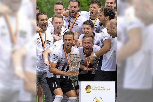 Im Waldstadion Laufenburg wird der Grieshaber Cup ausgetragen