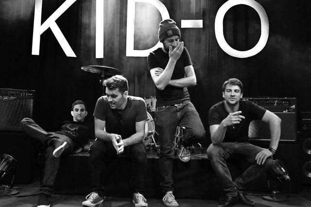 Release-Konzert mit neuformierter Band Kid-O