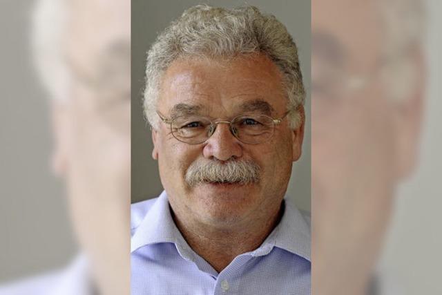 Josef Glöckler ist der neue Vorsitzende des