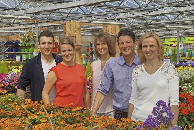 Gartencenter Sauter kommt nach Lahr