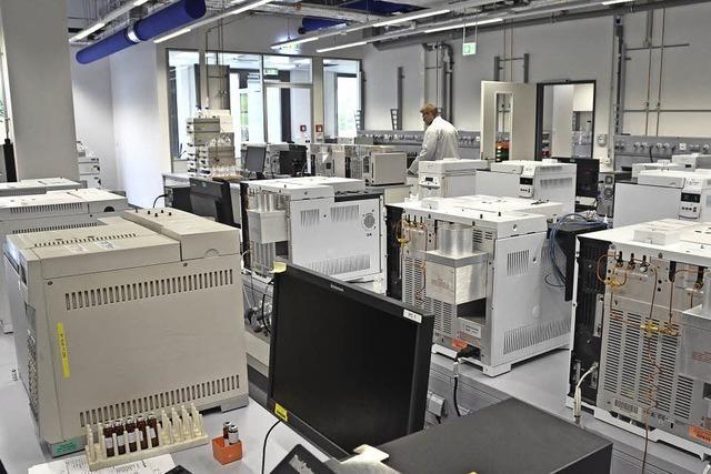 Weltweites Zentrum der Forscher
