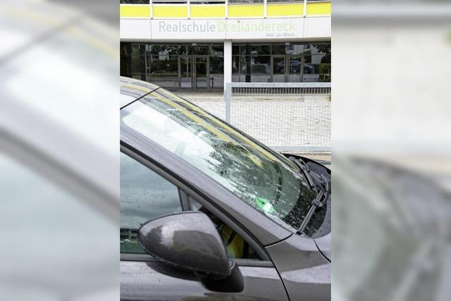 Anwohner klagen über Parkplatznot