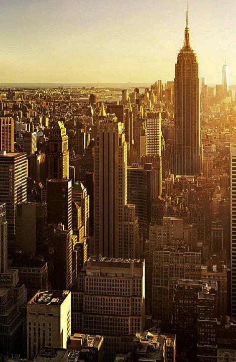 Beliebtes Ziel vieler deutscher Touristen in den USA: New York City     Foto: eyetronic (fotolia.com)