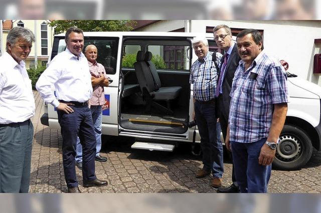 Ein Bürgerbus-Konzept, das überzeugt