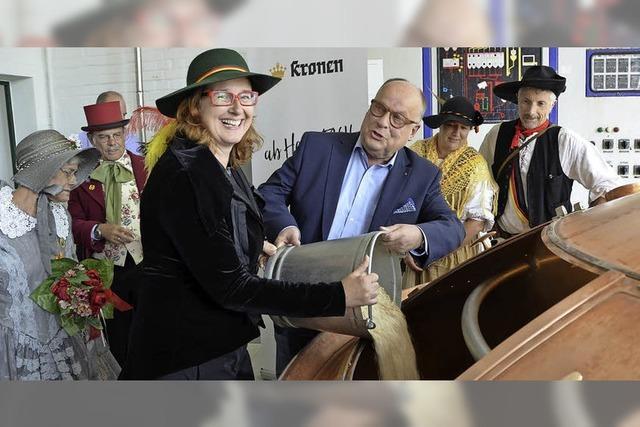 Offenburg feiert im September das Freiheitsfest - mit 170 000 Liter Freiheitsbier