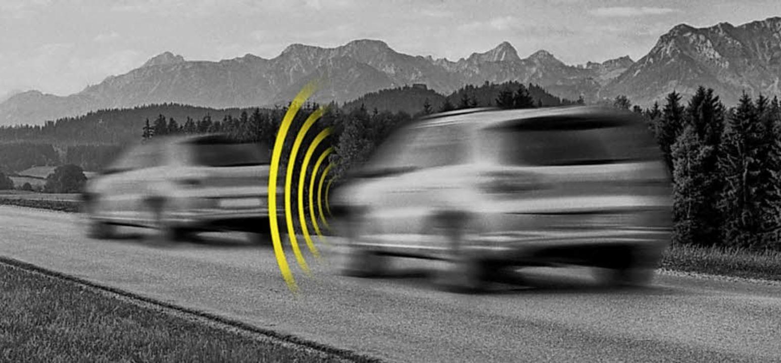 Euro-NCAP gibt für Notbremsassistenten Punkte.   | Foto: Euro-NCAP