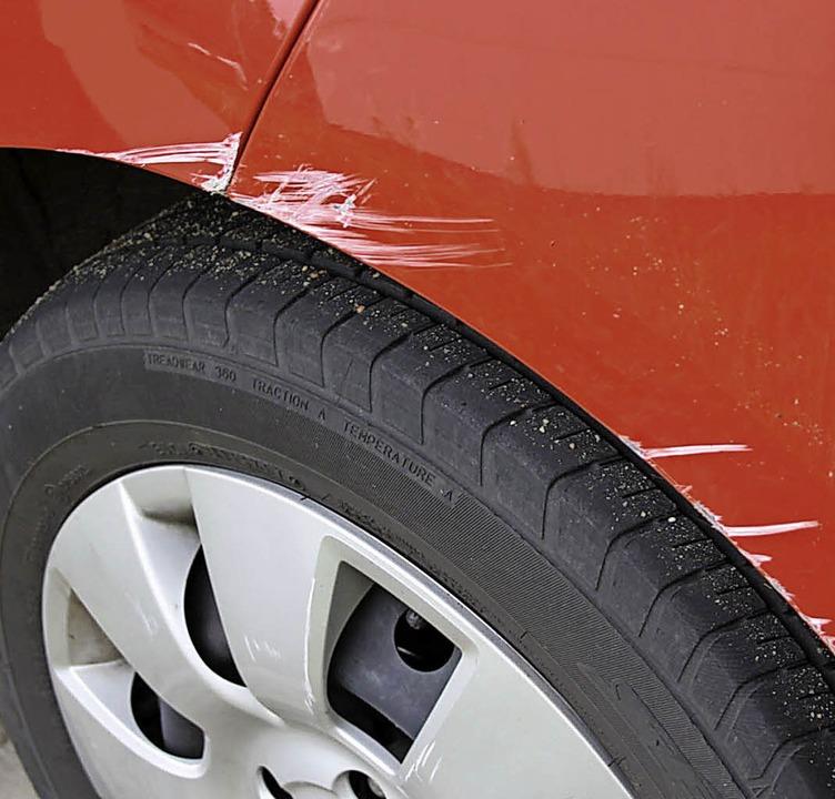 Wer ein Fahrzeug leiht, sollte sein Ge...cht der Verursacher ist.   Foto © SP-X    Foto: SP-X