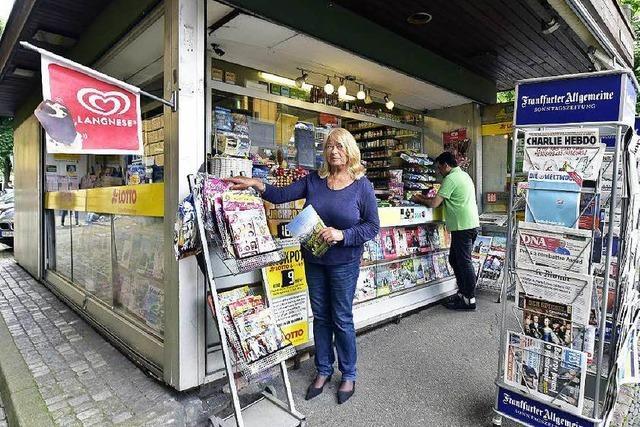 So vielfältig sind die Kioske in Freiburg