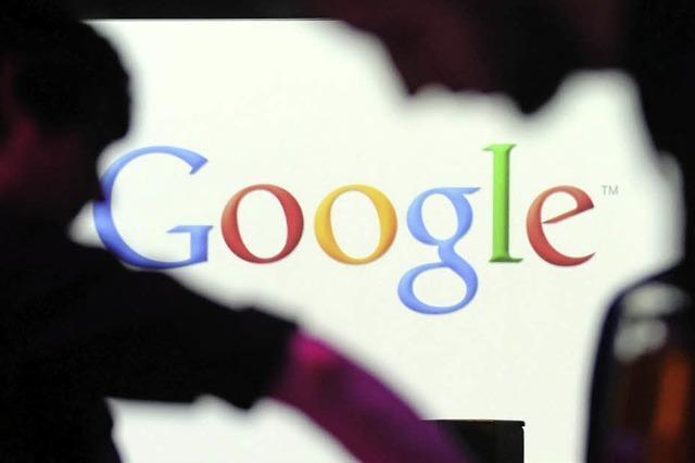 Wettbewerbshüter prüfen Kerngeschäft von Google
