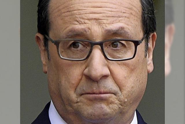 Macron greift nach der Macht