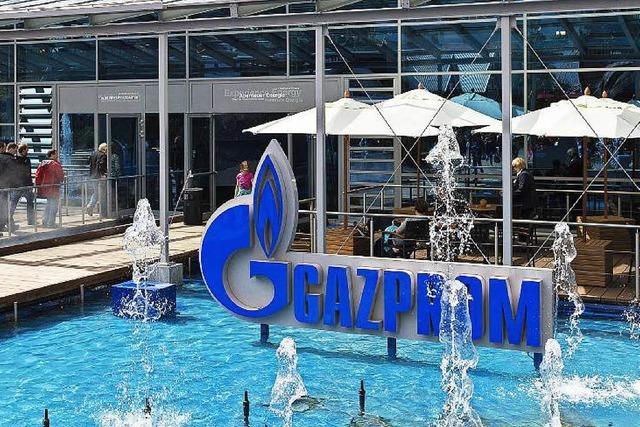 Europa-Park und Gazprom verlängern Partnerschaft
