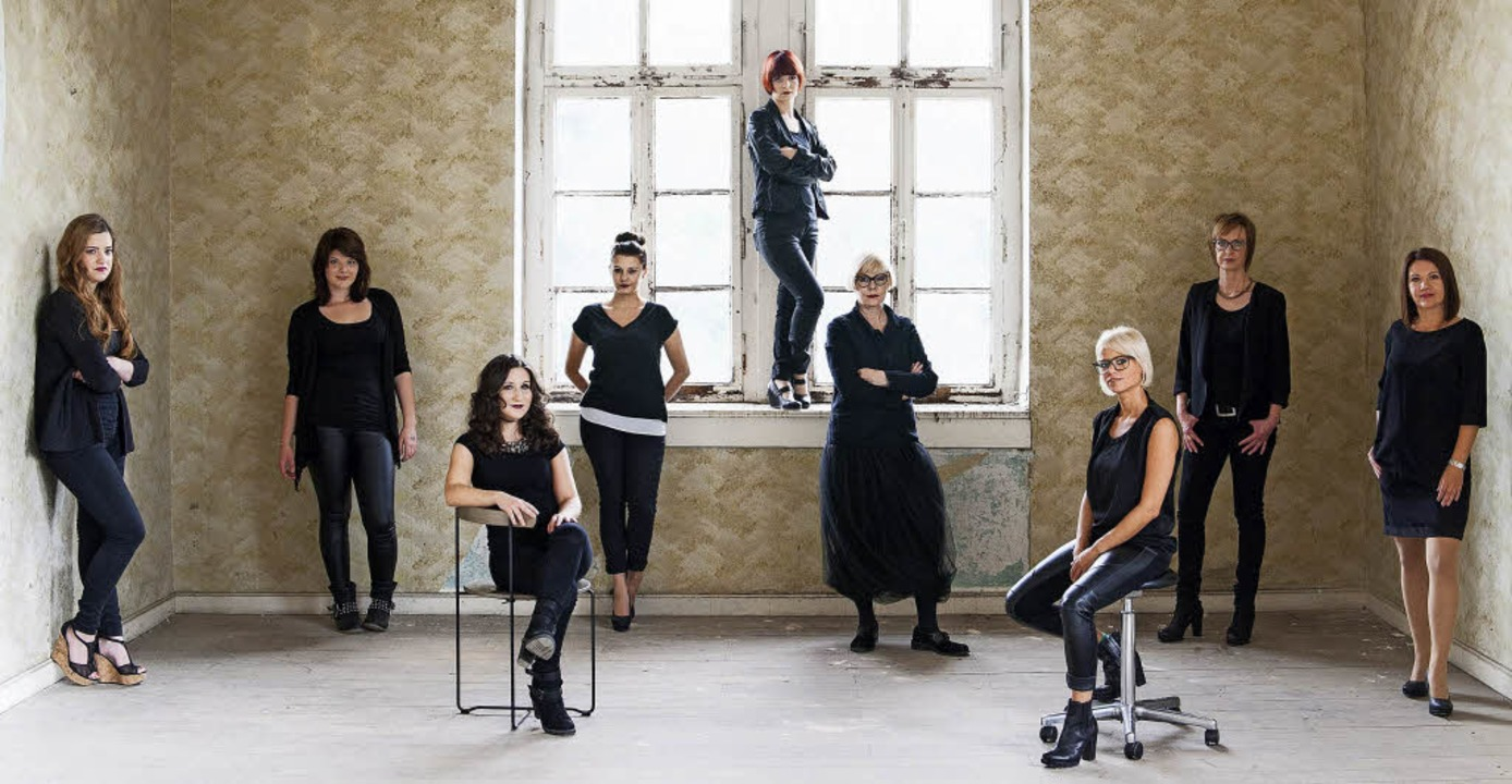 Ein kreatives Team steht Ursula Bliss ...h nun in moderner und eleganter Optik.  | Foto: privat