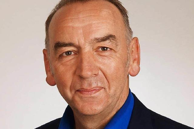 Norbert Großklaus will in den Bundestag