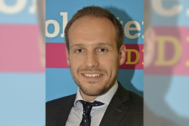 Fischer zieht für die FDP in den Bundestagswahlkampf