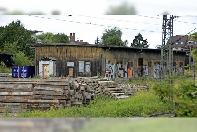 Wohnhäuser auf dem früheren ZG-Gelände?