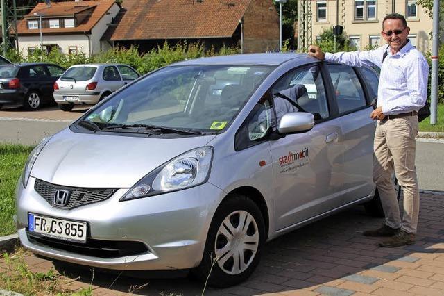 21 Nutzer hat das Car-Sharing-Auto