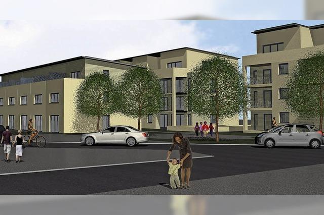 Investor Pöpperl aus Freiburg will Reihen- und Mehrfamilienhäuser in Haltingen bauen