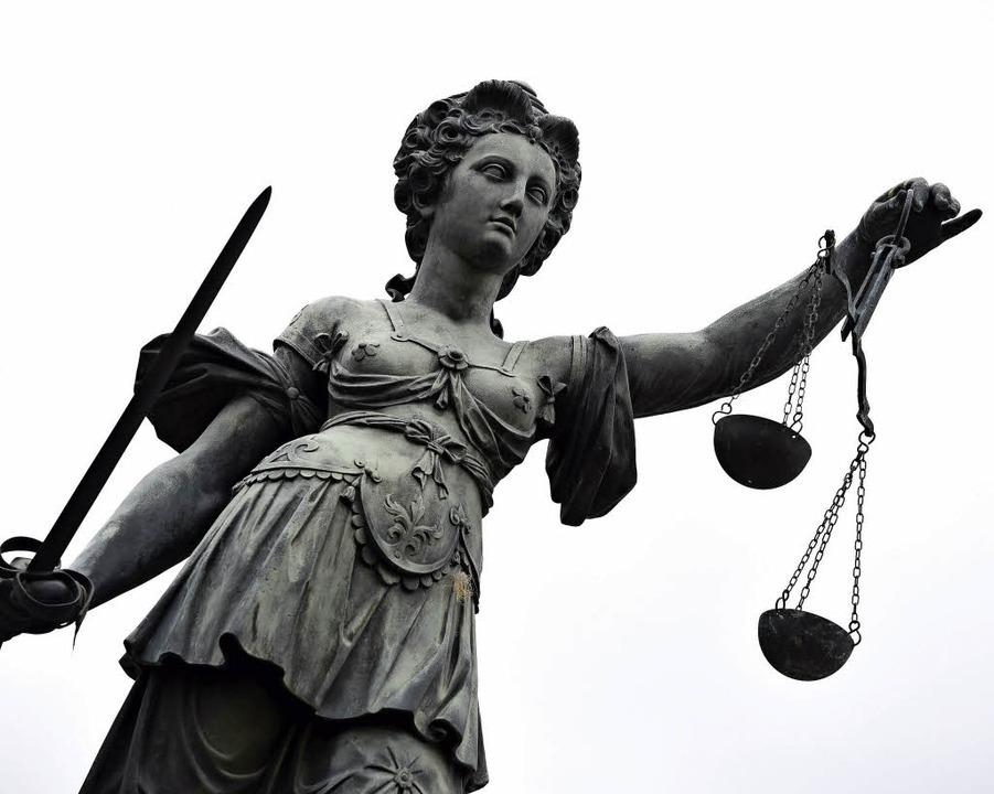 Justitia  | Foto: dpa