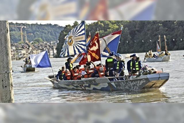 Rhein trennt nicht, sondern verbindet