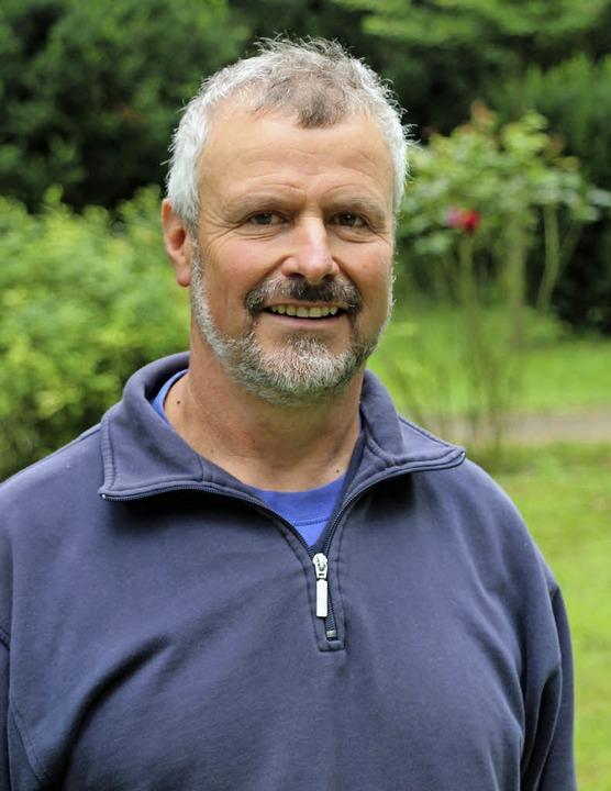 Hans-Jürgen Sutter    Foto: C. Roch