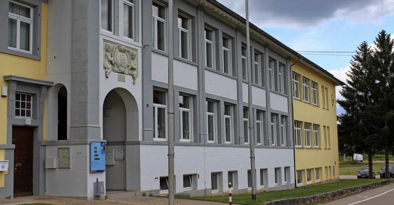 Die Gottenheimer Grundschule    Foto: mario schöneberg