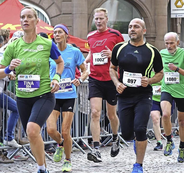 Altstadtlauf 2016    Foto: Theresa Tröndle