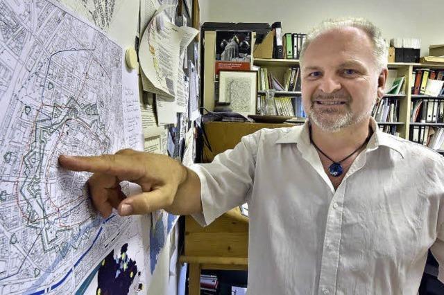 Was Archäologen auf der Baustelle am Rotteckring gefunden haben