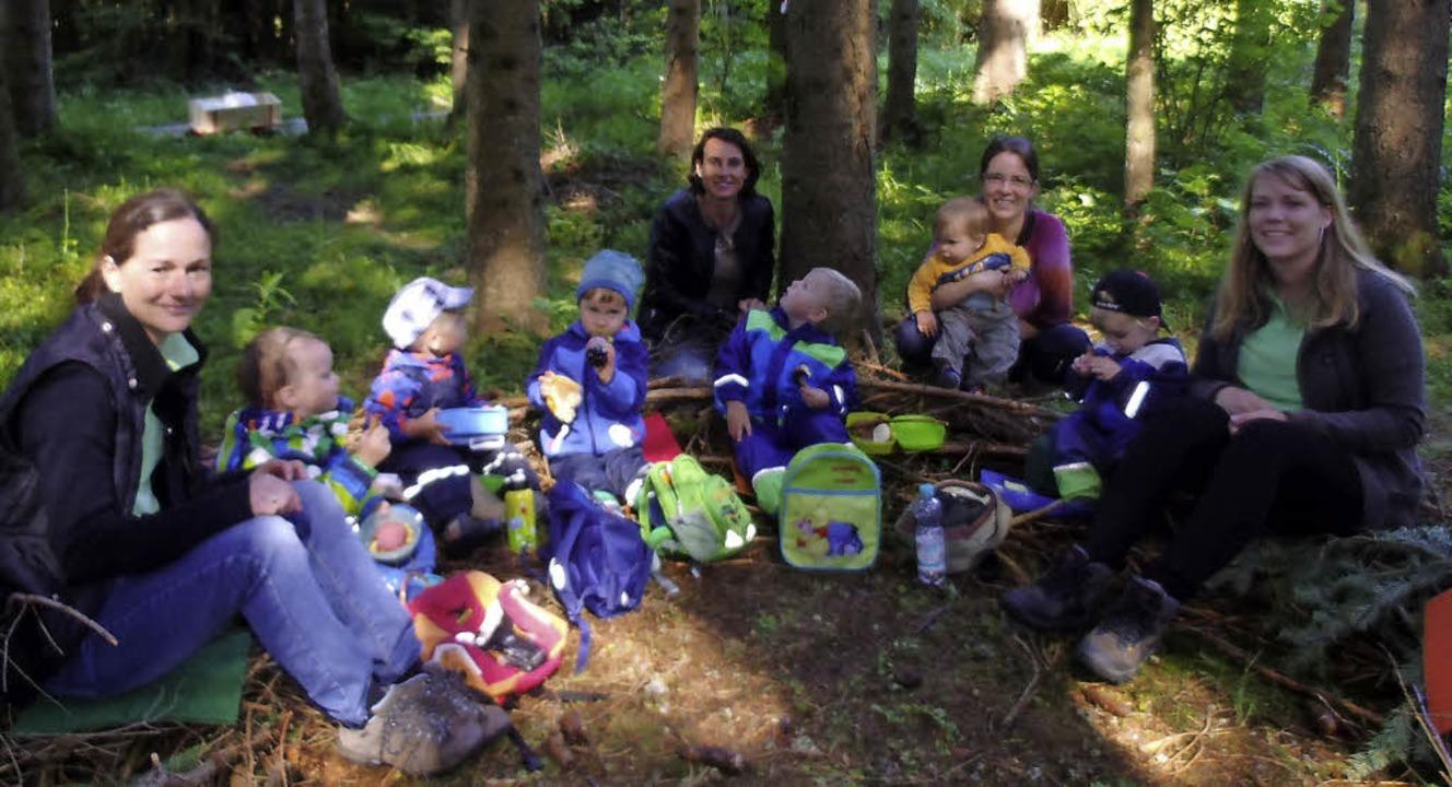 Der Minikindergarten des Familienzentr...t, jetzt steigt die Nachfrage wieder.   | Foto: Cornelia Selz