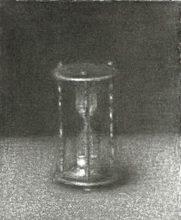 Die Zeit ist ein wichtiges Thema in den Werken von Nicolas Poignon.  | Foto: Wim