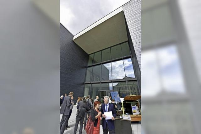 Was am neuen Uni-Zentrum FIT erforscht werden soll