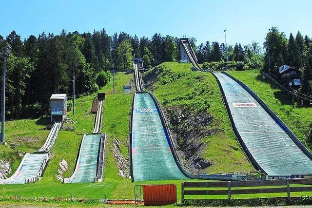 Skisprung-Stars dürfen Lift an Adlerschanze nicht nutzen