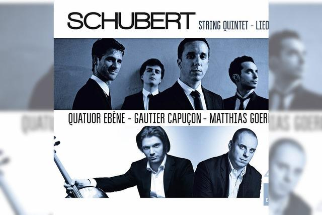 Quatuor Ebene: Halsbrecherische Verzierungen