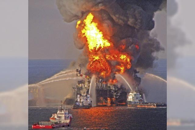 Ölkatastrophe kostet BP 55 Milliarden