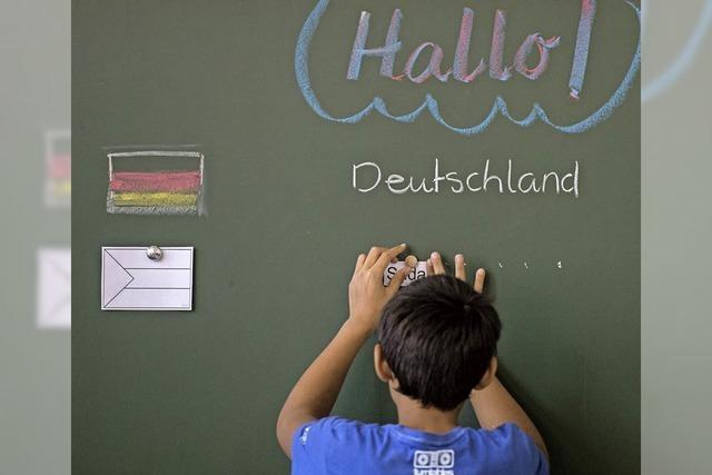 Wie schaffen die Schulen im Land die Flüchtlingsintegration?