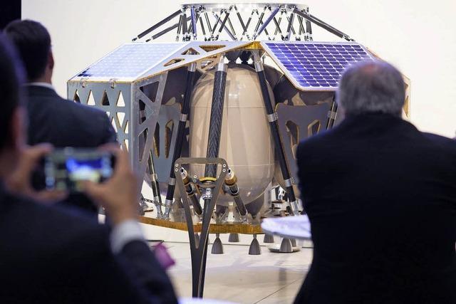 Berliner Forscher wollen für Google zum Mond