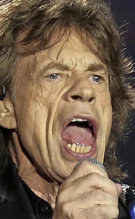 Jagger  | Foto: dpa