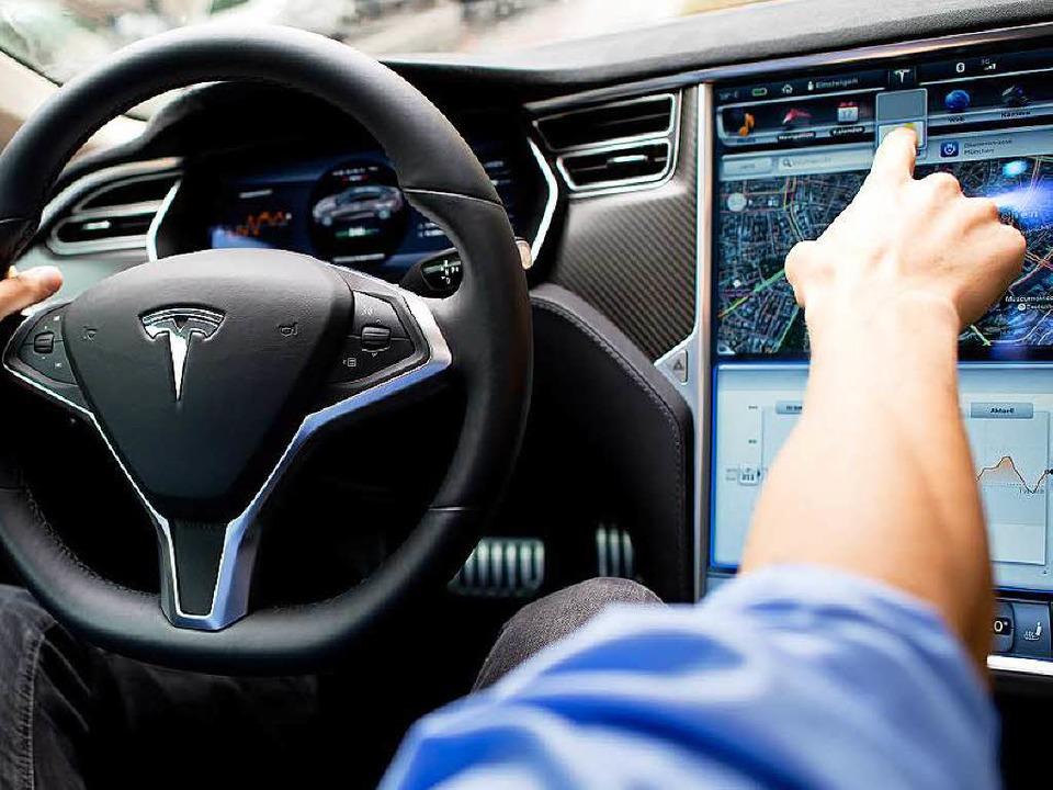Wie gefährlich sind automatisierte Fahrsysteme?  | Foto: dpa