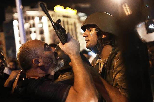 Putschversuch in der Türkei: Was in der Nacht zum Samstag passiert ist