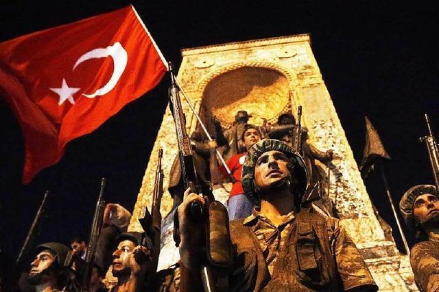 Der Putschversuch in der Türkei ist gescheitert – mehr als 250 Tote und Tausende Verletzte