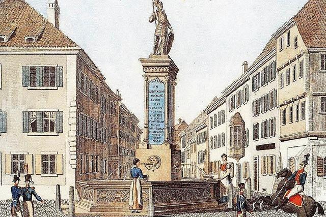 Freiburg startet mit den Planungen fürs Stadtjubiläum 2020